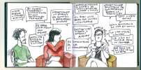 Charla de Yayo Herrero y Amaia Perez Orozco By Henry Flowers http://www.4ojos.com/blog/?p=12529